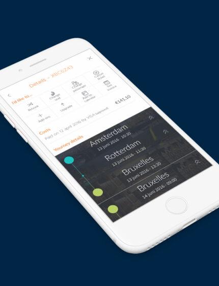 Sqills – Public Transport App